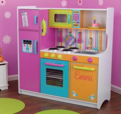Cocinas de juguete y accesorios de cocinitas - Cocinitas de madera infantiles baratas ...