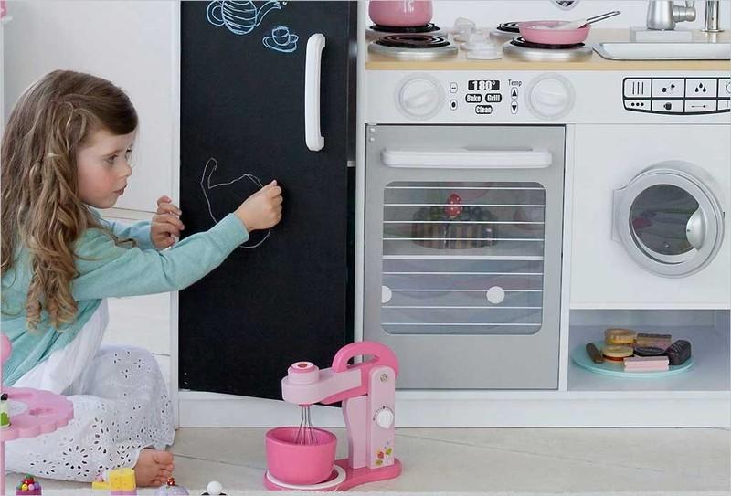 Cocinas Infantiles Madera. Cocinita De Madera Grande Modern Country ...