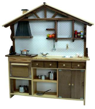 Cocinitas infantiles de madera 3 cocinas infantiles for Cocina infantil madera