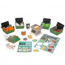 Set de verduras y frutas kidkraft 53540