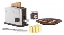Set tostadora de juguete: Espresso