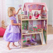 Casa  muñecas madera AVA 65900