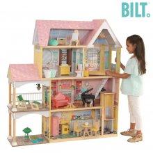 Casa de muñecas mansion Lola