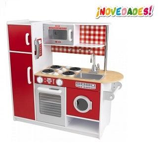 Tienda on-line para comprar cocinas infantiles de juguete y casitas ...